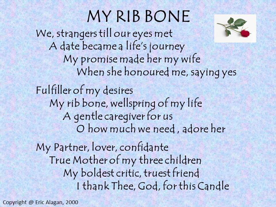 My Rib Bone
