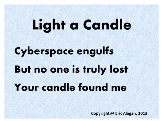 Light a Candle_Blog Pick April 2013