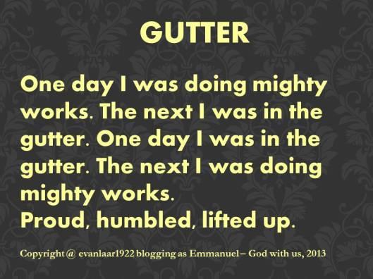 Evanlaar_Gutter