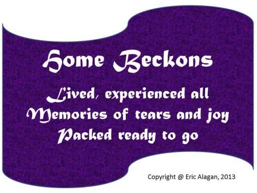 Home Beckons