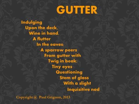 Paul Grignon_Gutter
