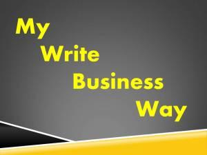 My Write Biz Way Widgets