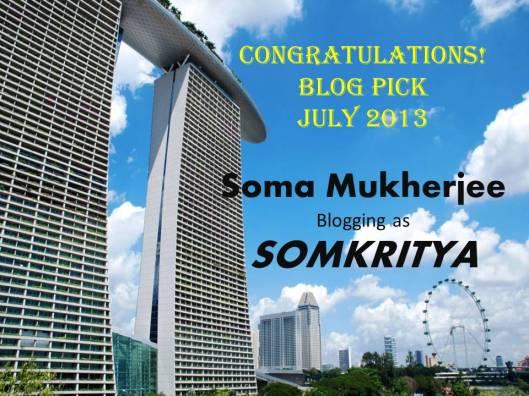 Soma_Blog Pick_July 2013