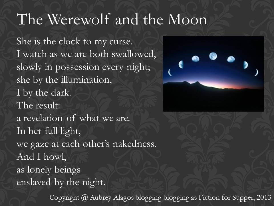 Phases of the Moon – 55 word flash fiction Gallery ...