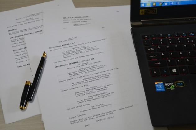 Script Review (2)